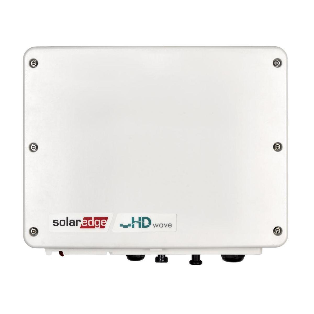SolarEdge 1ph H serie